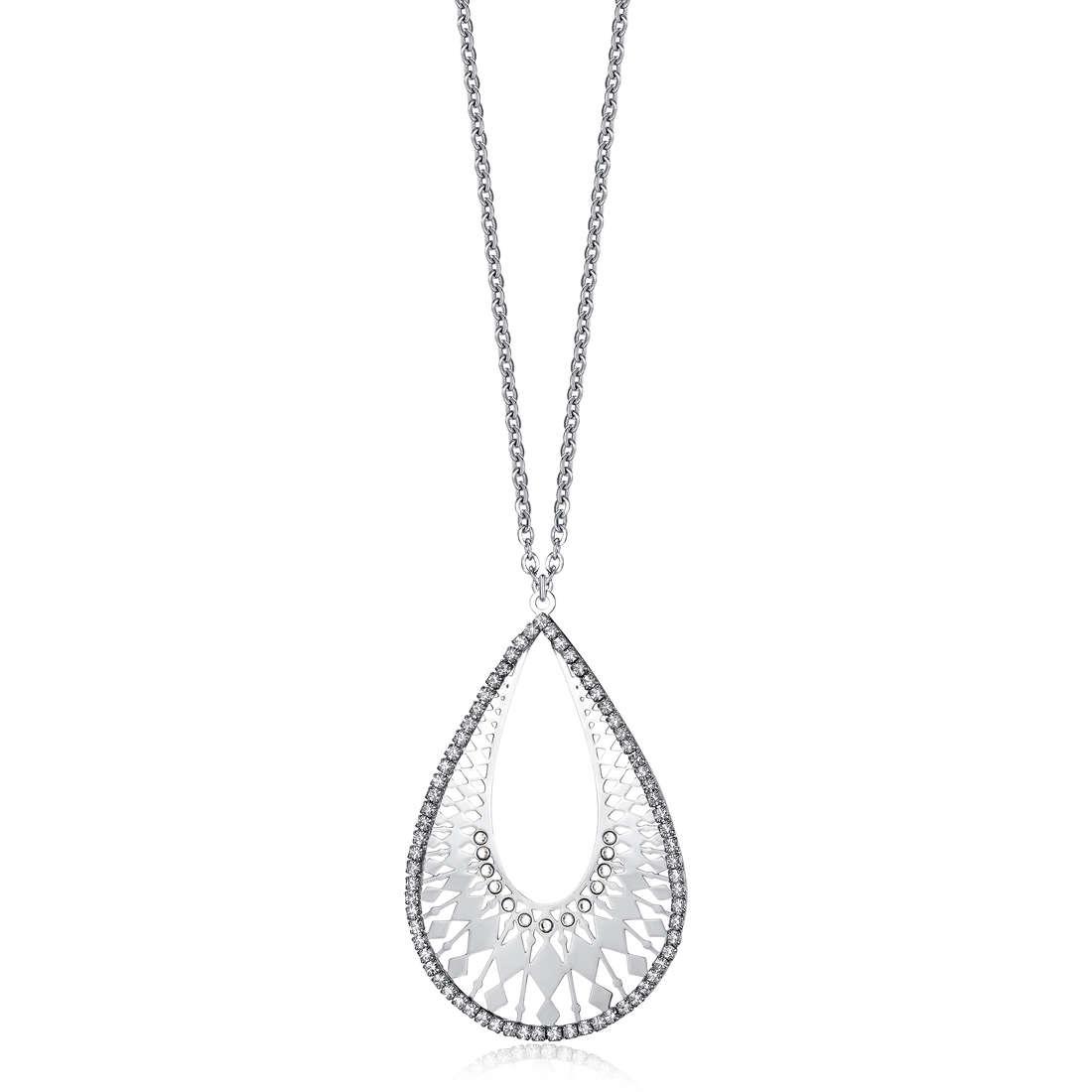 collier femme bijoux Luca Barra LBCK792