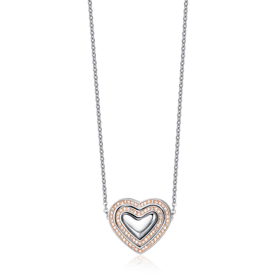 collier femme bijoux Luca Barra LBCK796