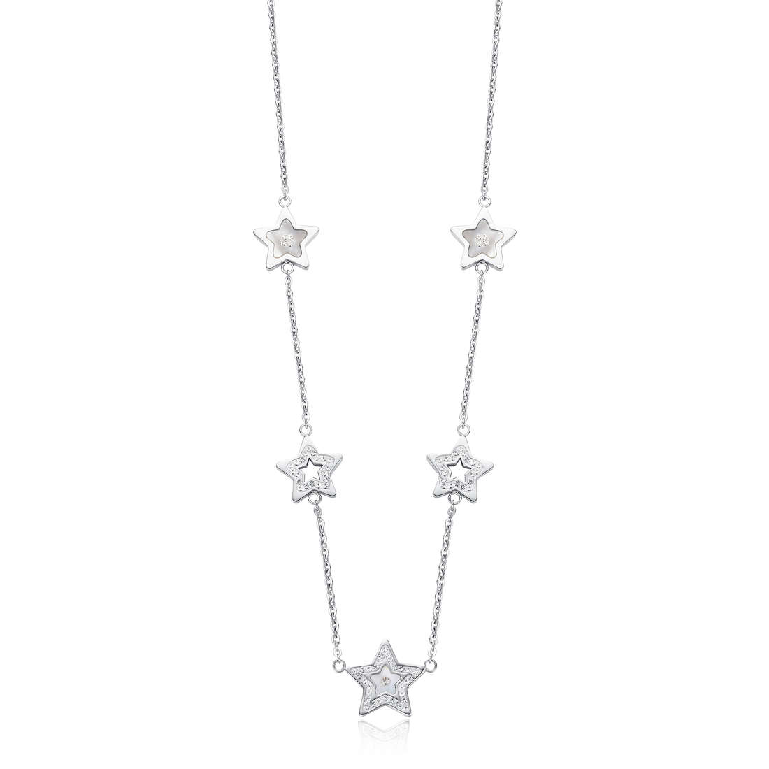 collier femme bijoux Luca Barra LBCK800