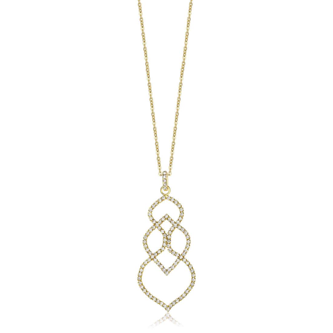 collier femme bijoux Luca Barra LBCK802