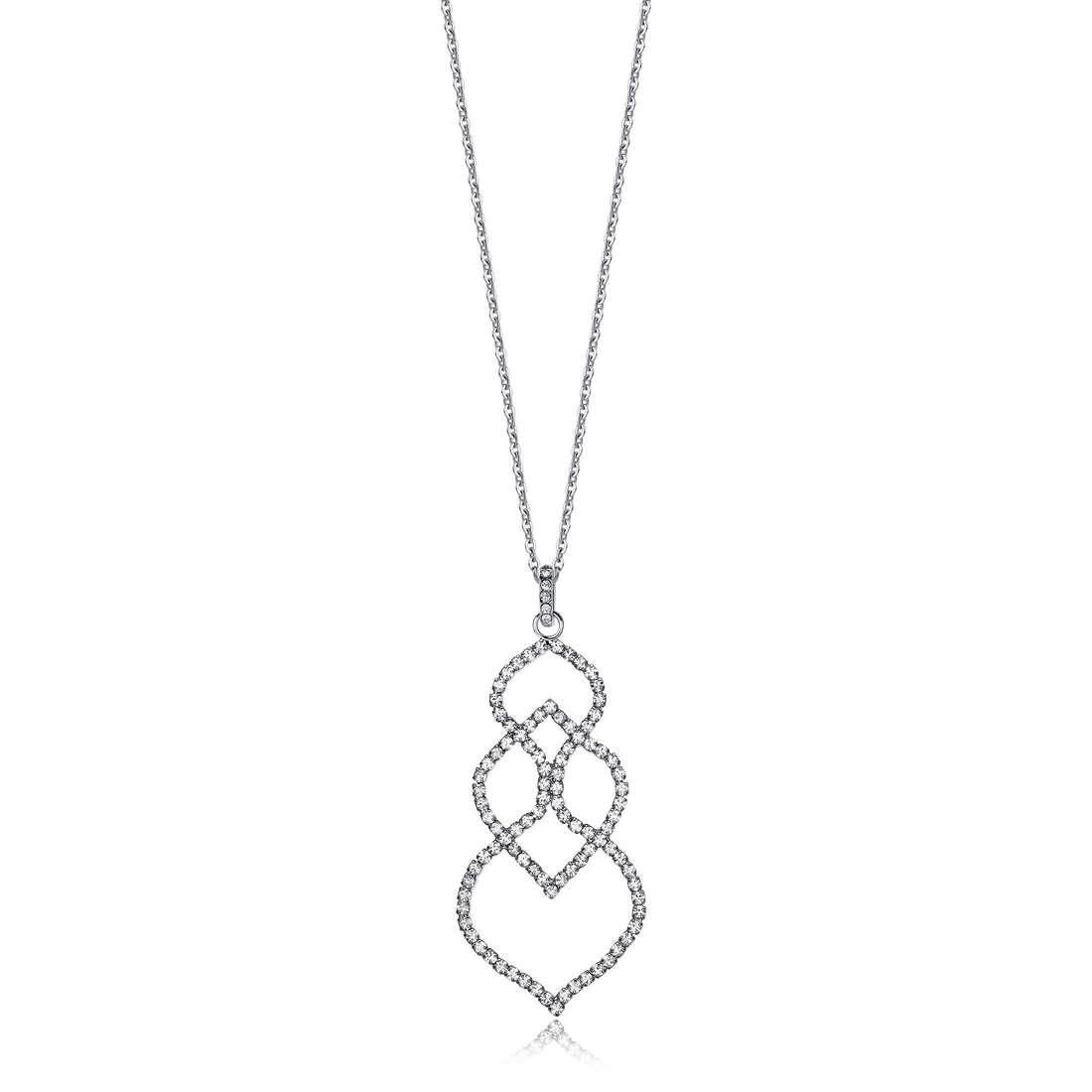 collier femme bijoux Luca Barra LBCK804