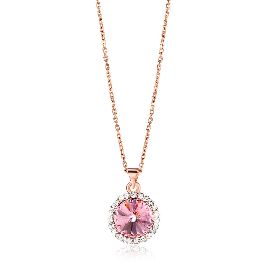 collier femme bijoux Luca Barra LBCK809