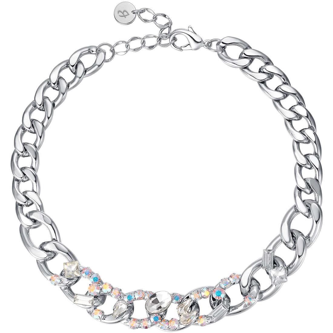 collier femme bijoux Luca Barra LBCK824