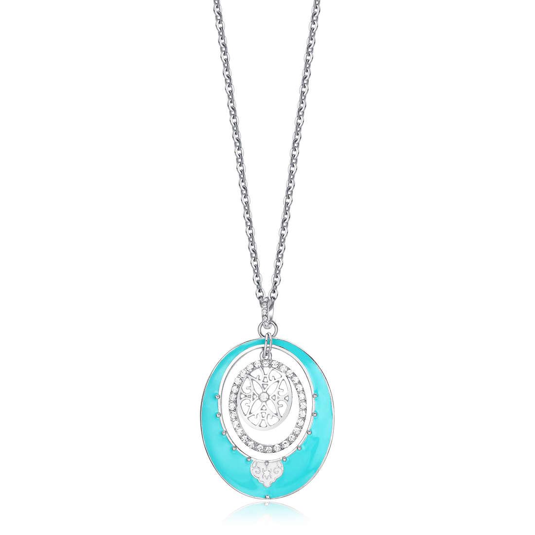 collier femme bijoux Luca Barra LBCK832