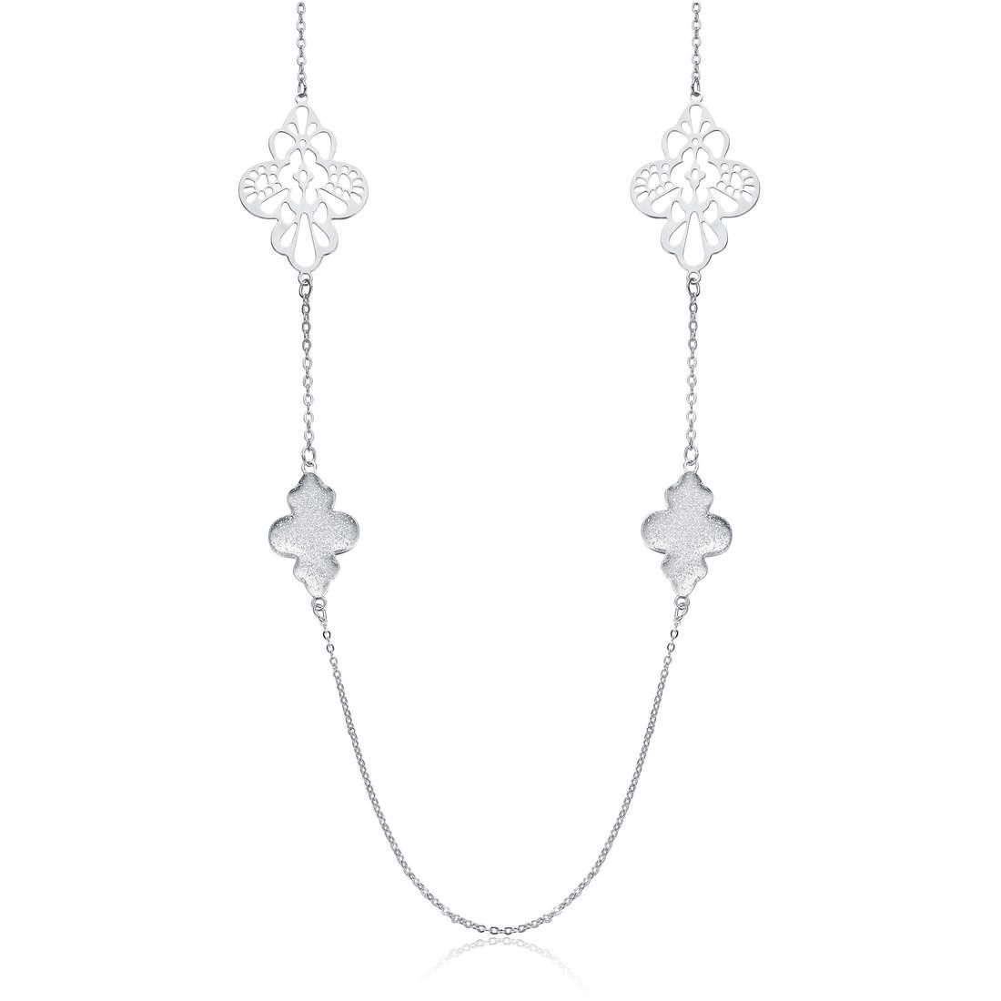 collier femme bijoux Luca Barra LBCK835