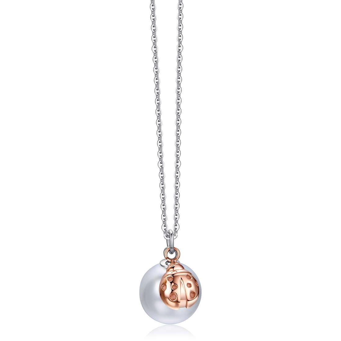 collier femme bijoux Luca Barra LBCK970