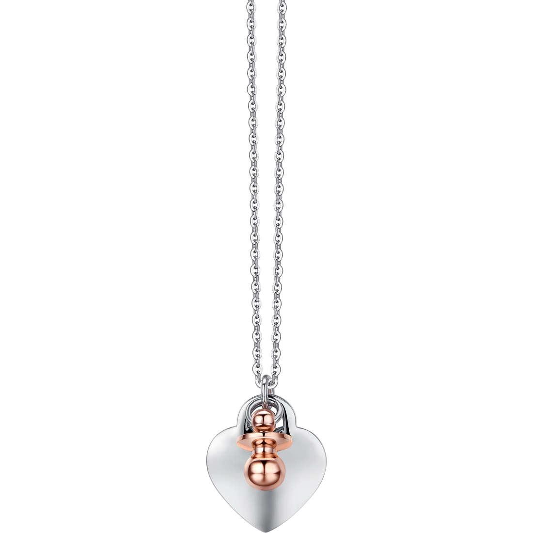 collier femme bijoux Luca Barra LBCK981