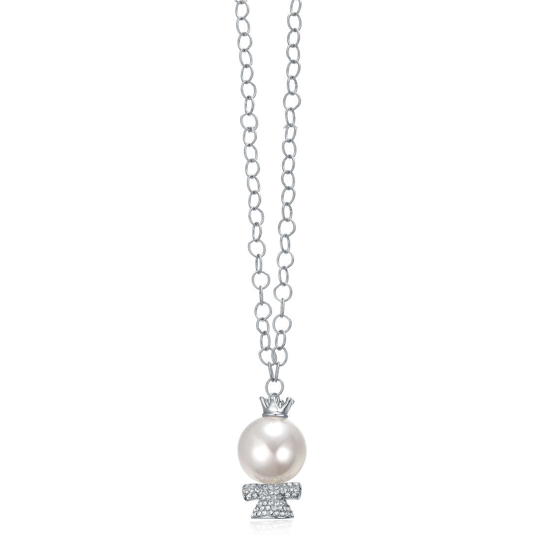 collier femme bijoux Luca Barra Lola LBCK845