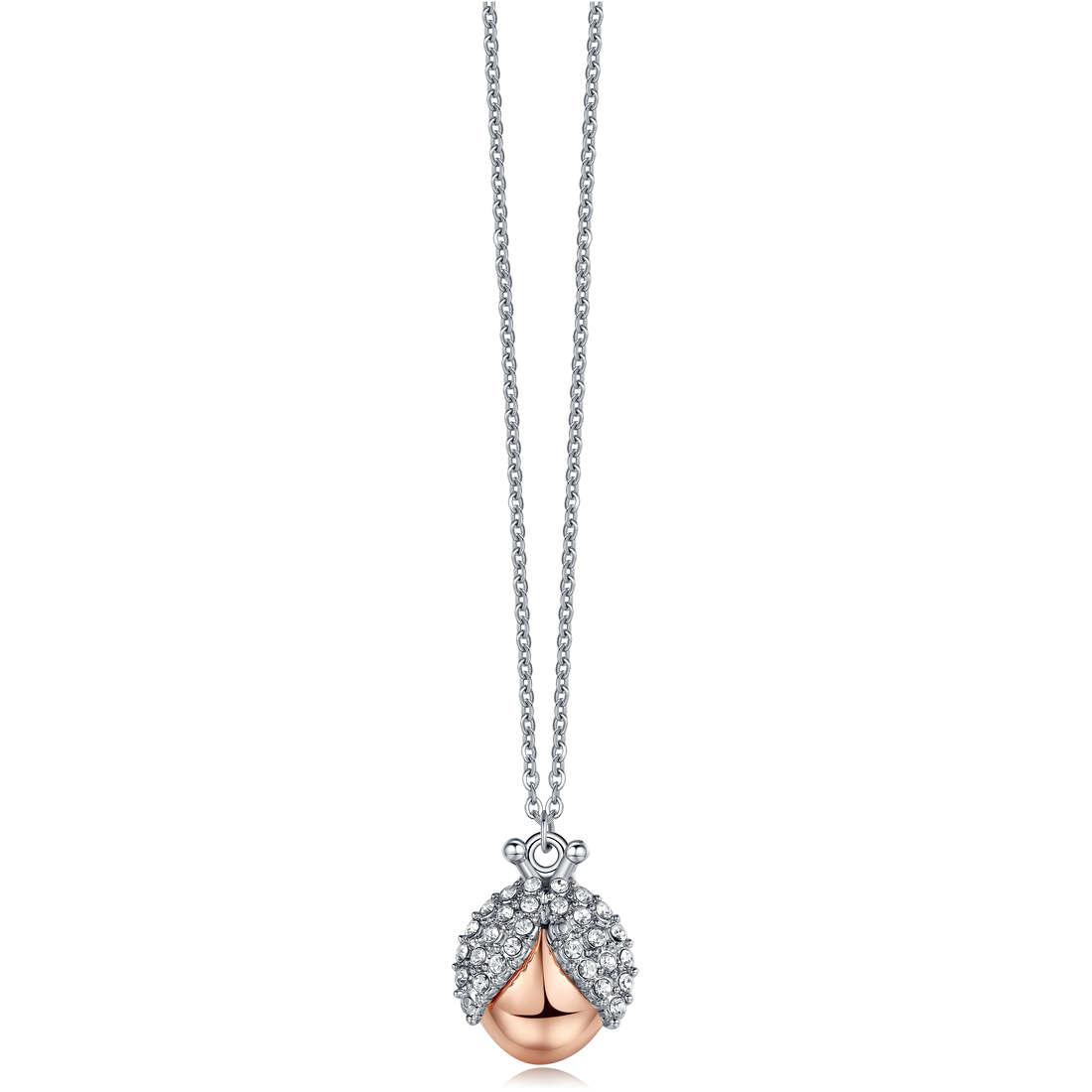 collier femme bijoux Luca Barra Lucille LBCK876