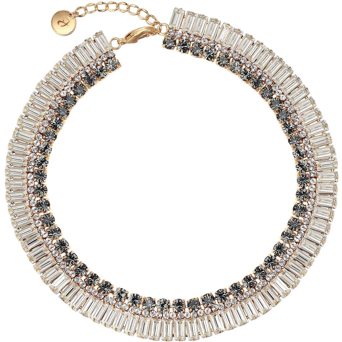 collier femme bijoux Luca Barra Stephanie LBCK908