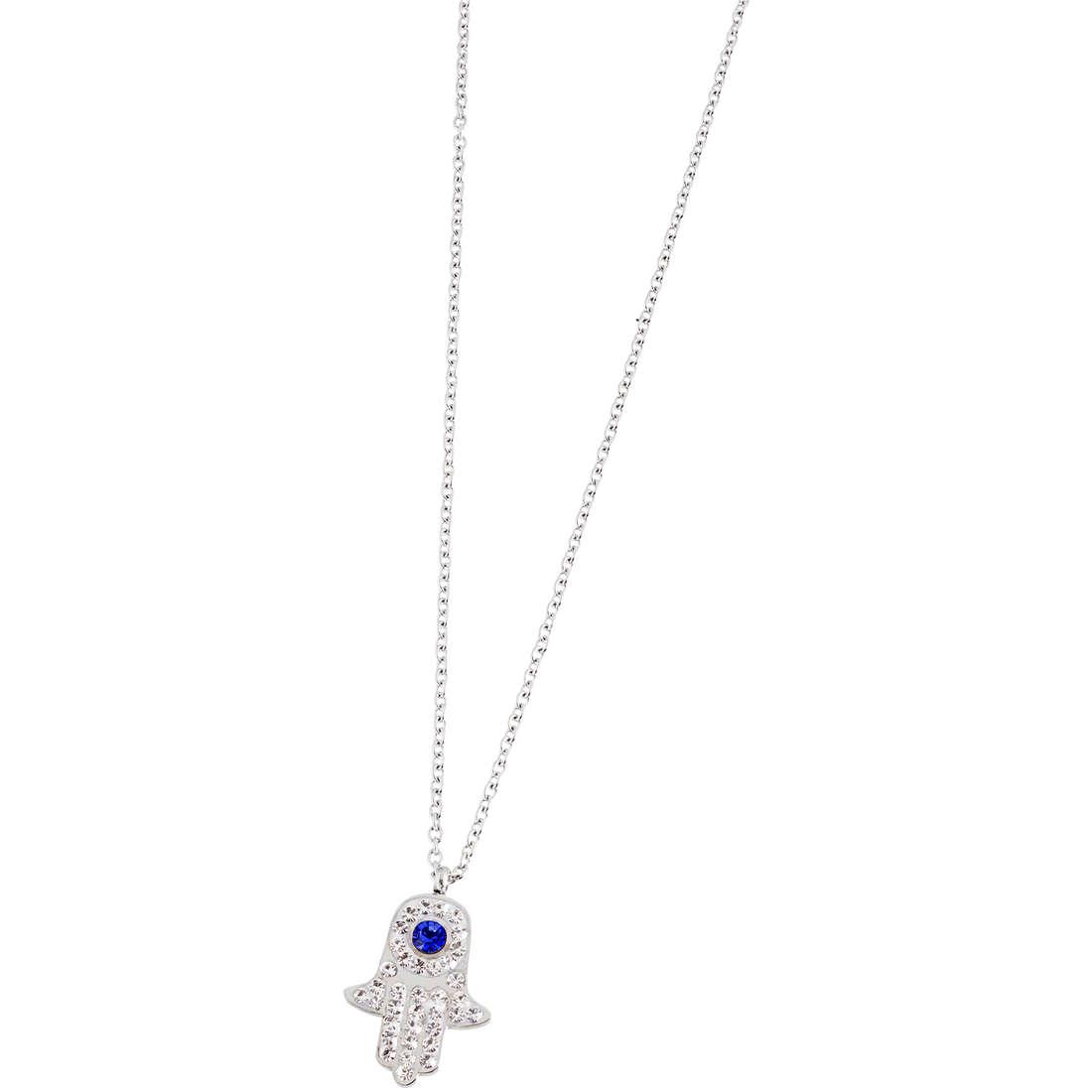 collier femme bijoux Marlù Mano Di Fatima 14CN036