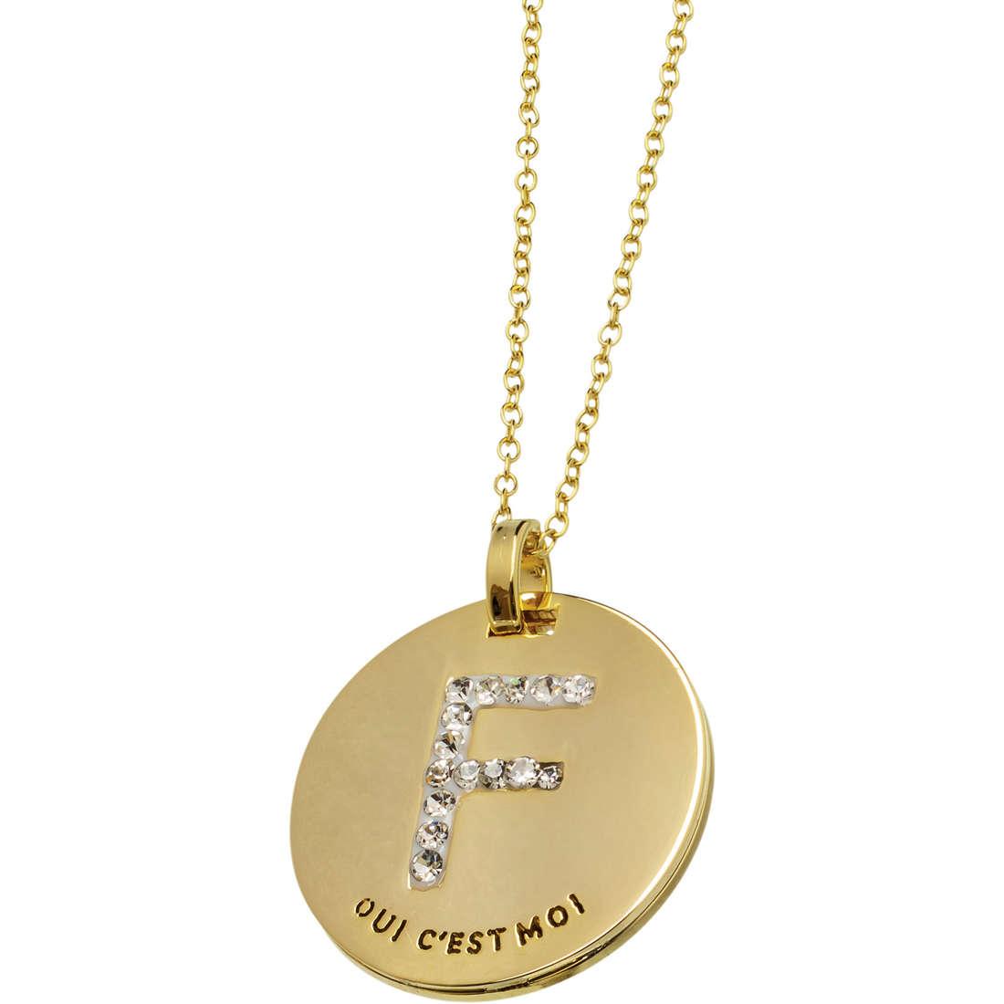 collier femme bijoux Marlù Oui C'Est Moi 18CN012F