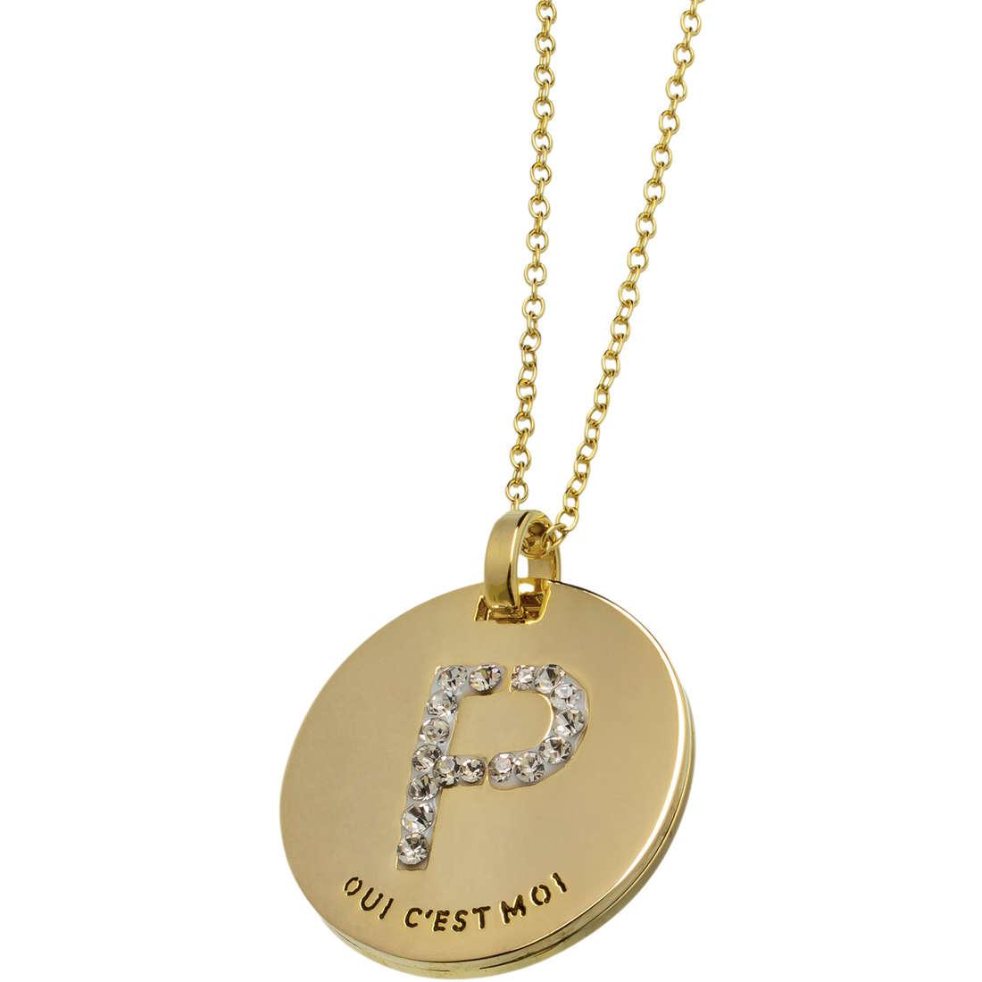 collier femme bijoux Marlù Oui C'Est Moi 18CN012P