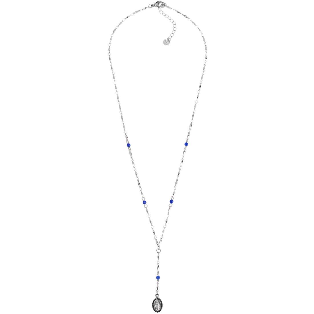 collier femme bijoux Marlù Sacral Dark 13CO021B