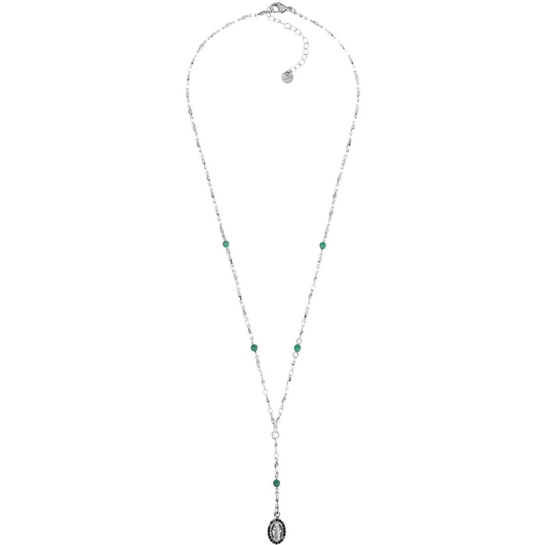 collier femme bijoux Marlù Sacral Dark 13CO021V