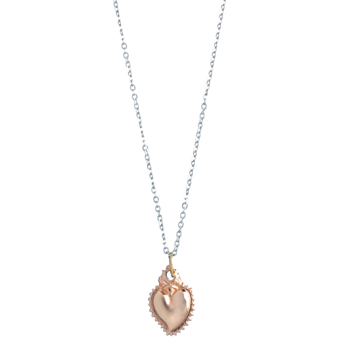 collier femme bijoux Marlù Sacro Cuore 13CN033