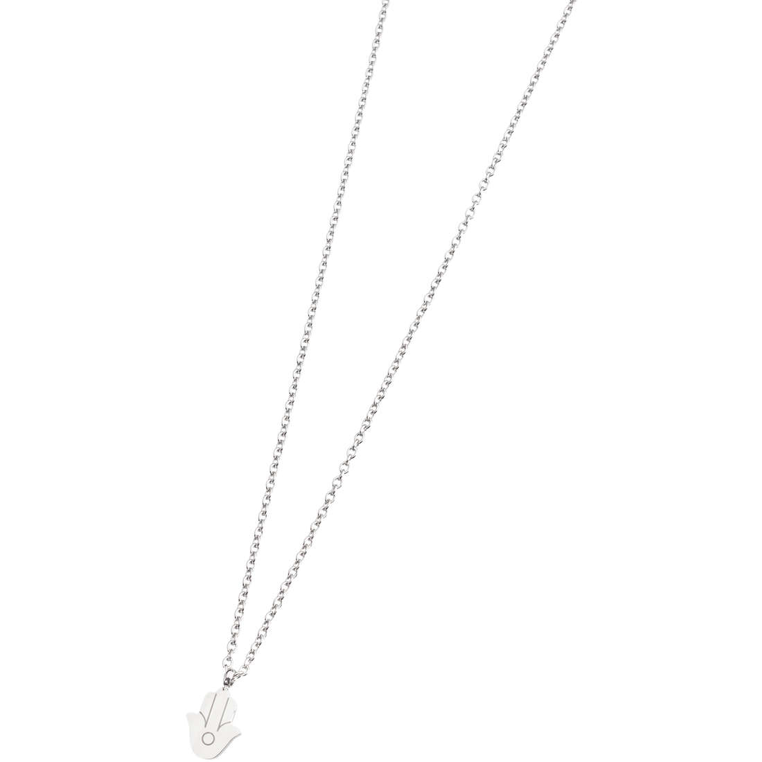 collier femme bijoux Marlù Time To 18CN034