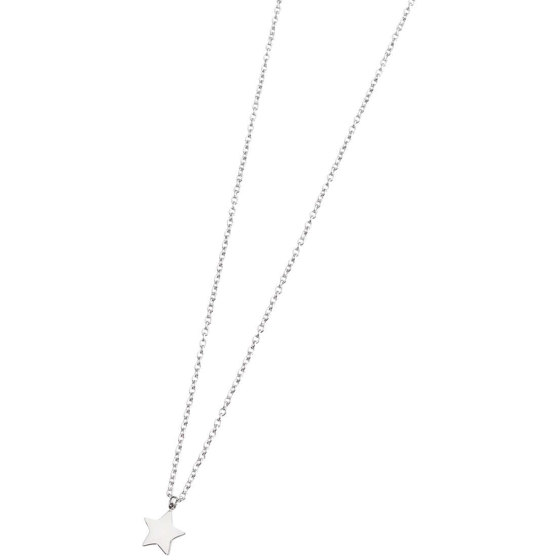 collier femme bijoux Marlù Time To 18CN036