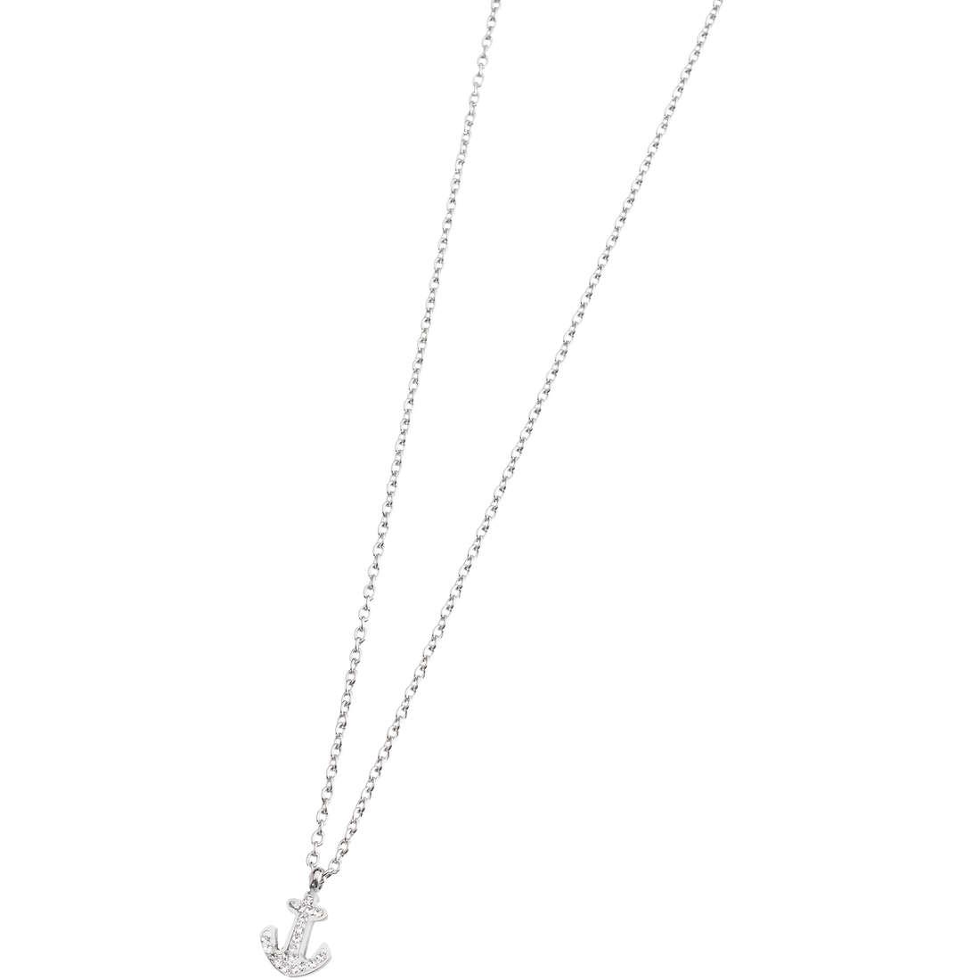 collier femme bijoux Marlù Time To 18CN037