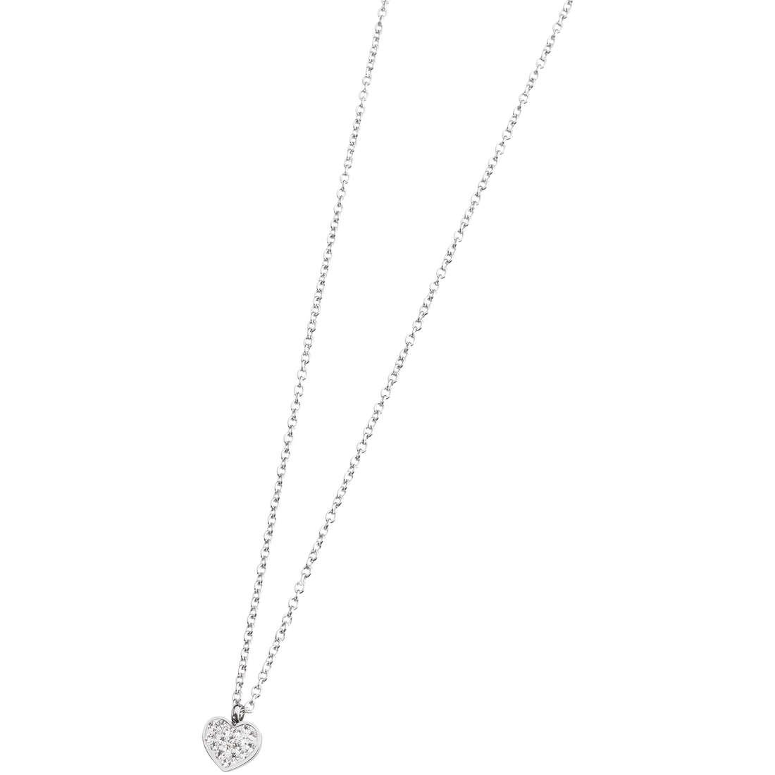 collier femme bijoux Marlù Time To 18CN039