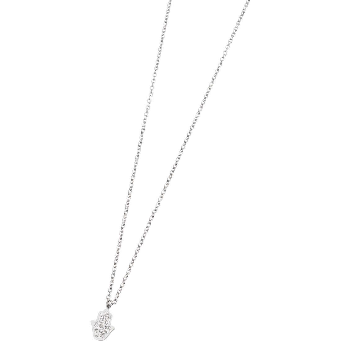 collier femme bijoux Marlù Time To 18CN041