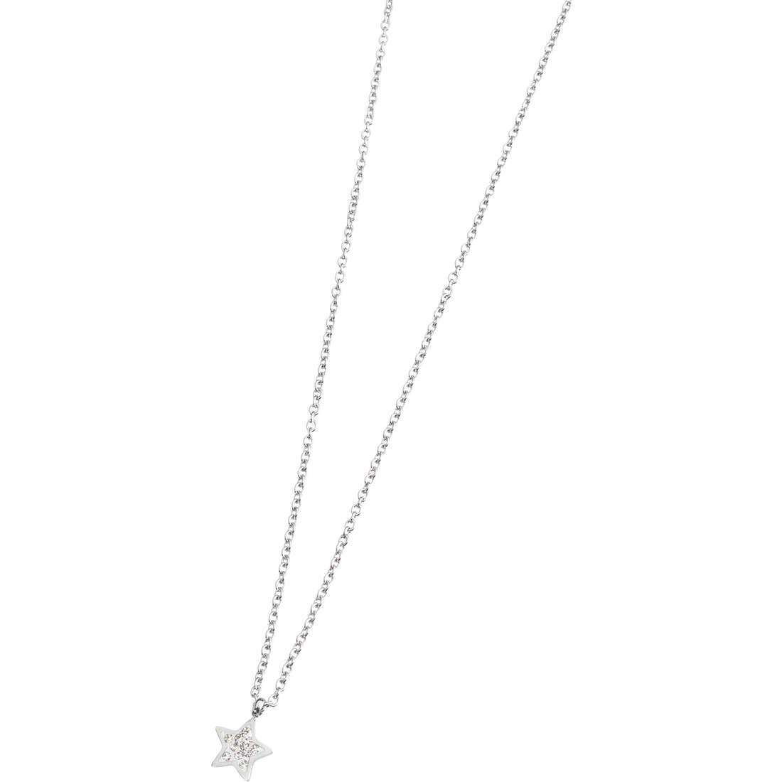 collier femme bijoux Marlù Time To 18CN043