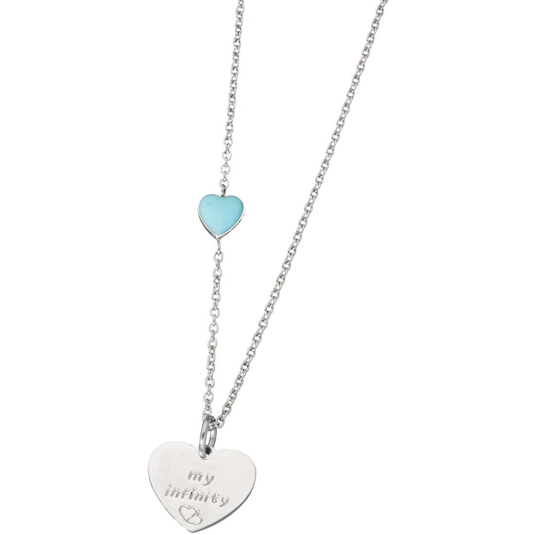 collier femme bijoux Marlù Trendy 18CN023