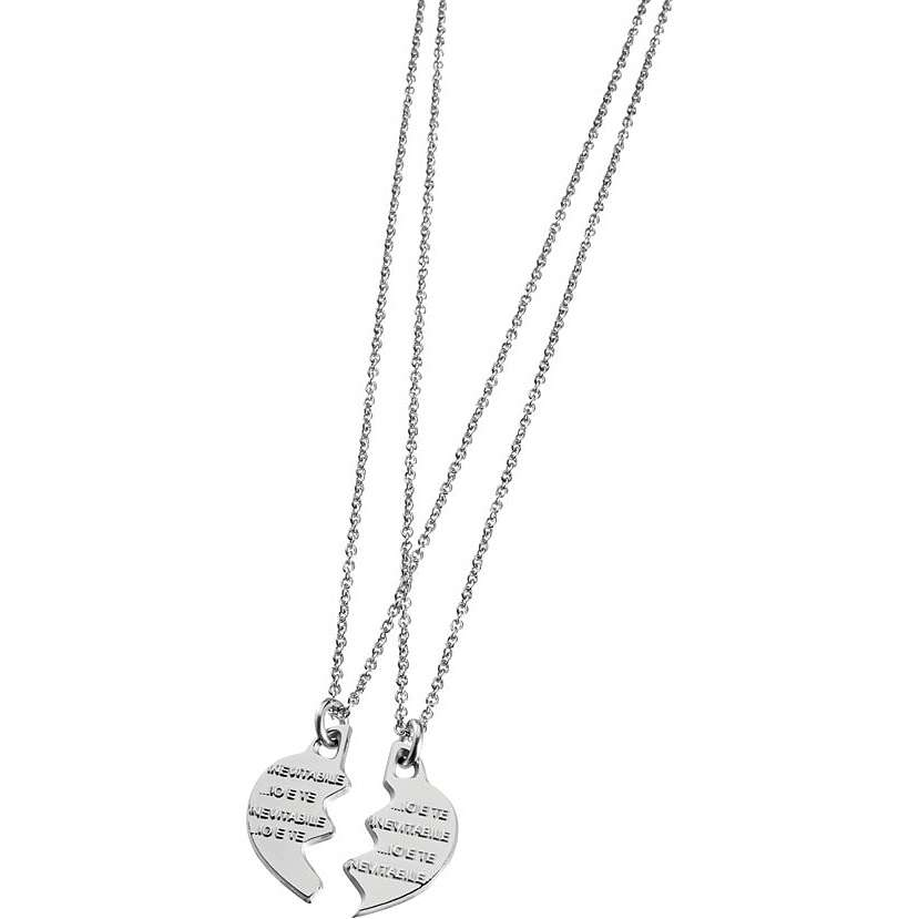 collier femme bijoux Marlù You And Me 2CN0034