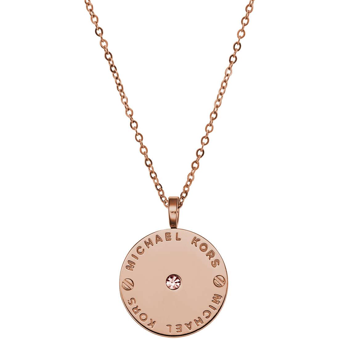 collier femme bijoux Michael Kors MKJ2656791