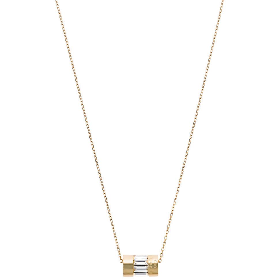 collier femme bijoux Michael Kors MKJ4949710