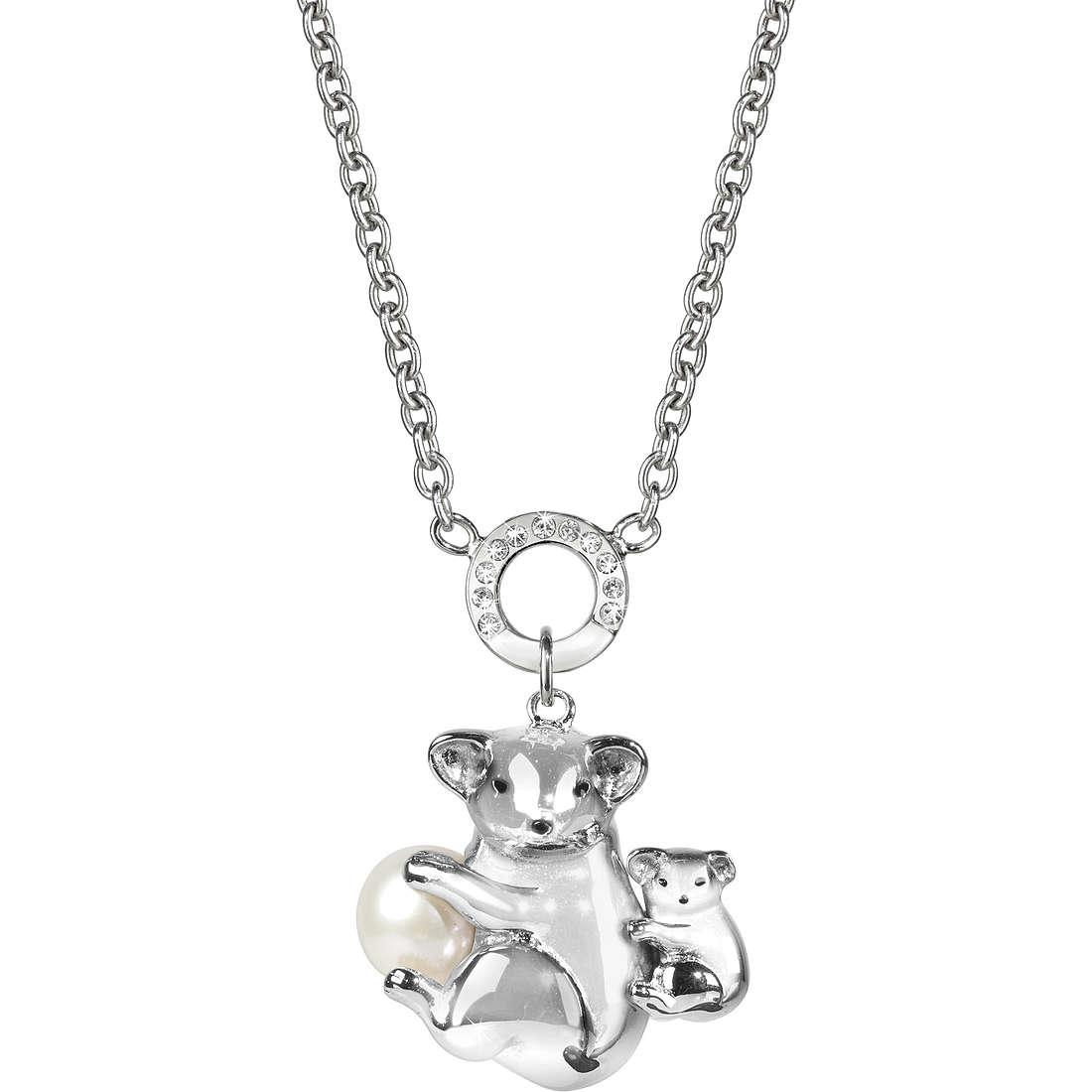 collier femme bijoux Morellato Animalia SKP04