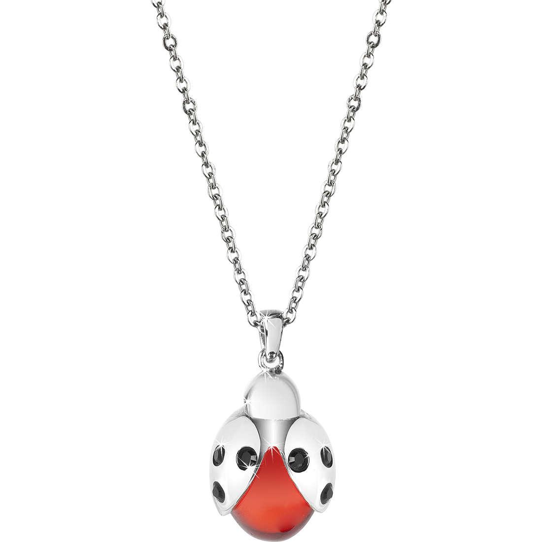 collier femme bijoux Morellato Animalia SKP07