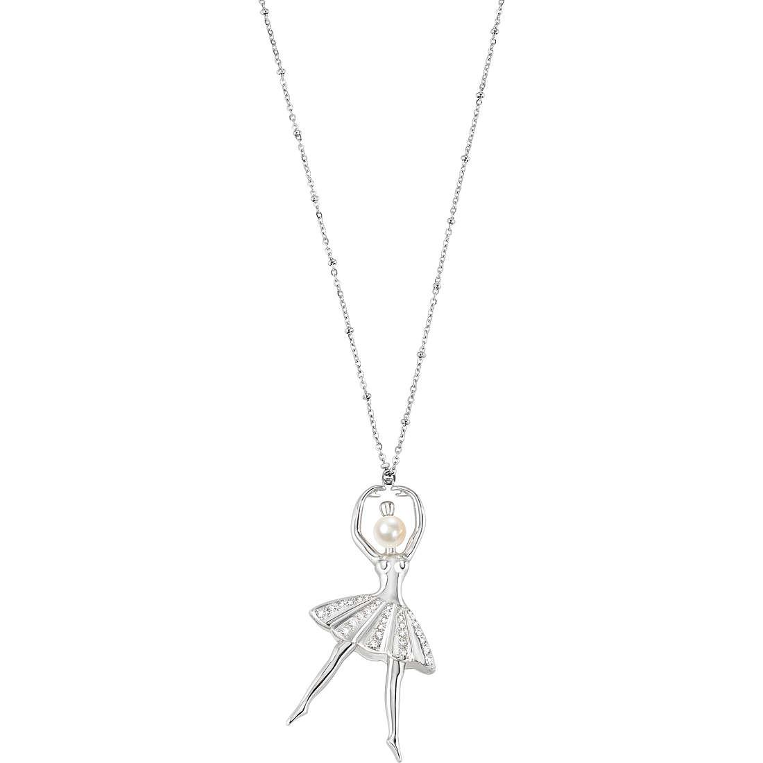 collier femme bijoux Morellato Ballerina SAFV01