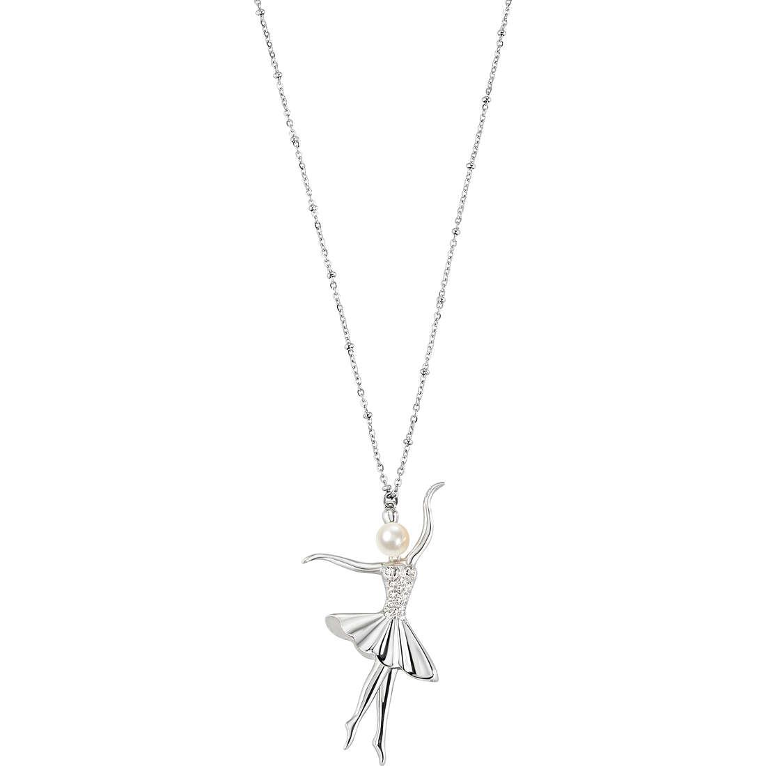 collier femme bijoux Morellato Ballerina SAFV02