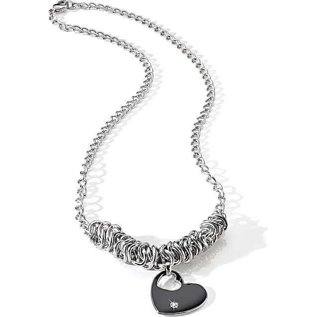 collier femme bijoux Morellato Black & White SGG07