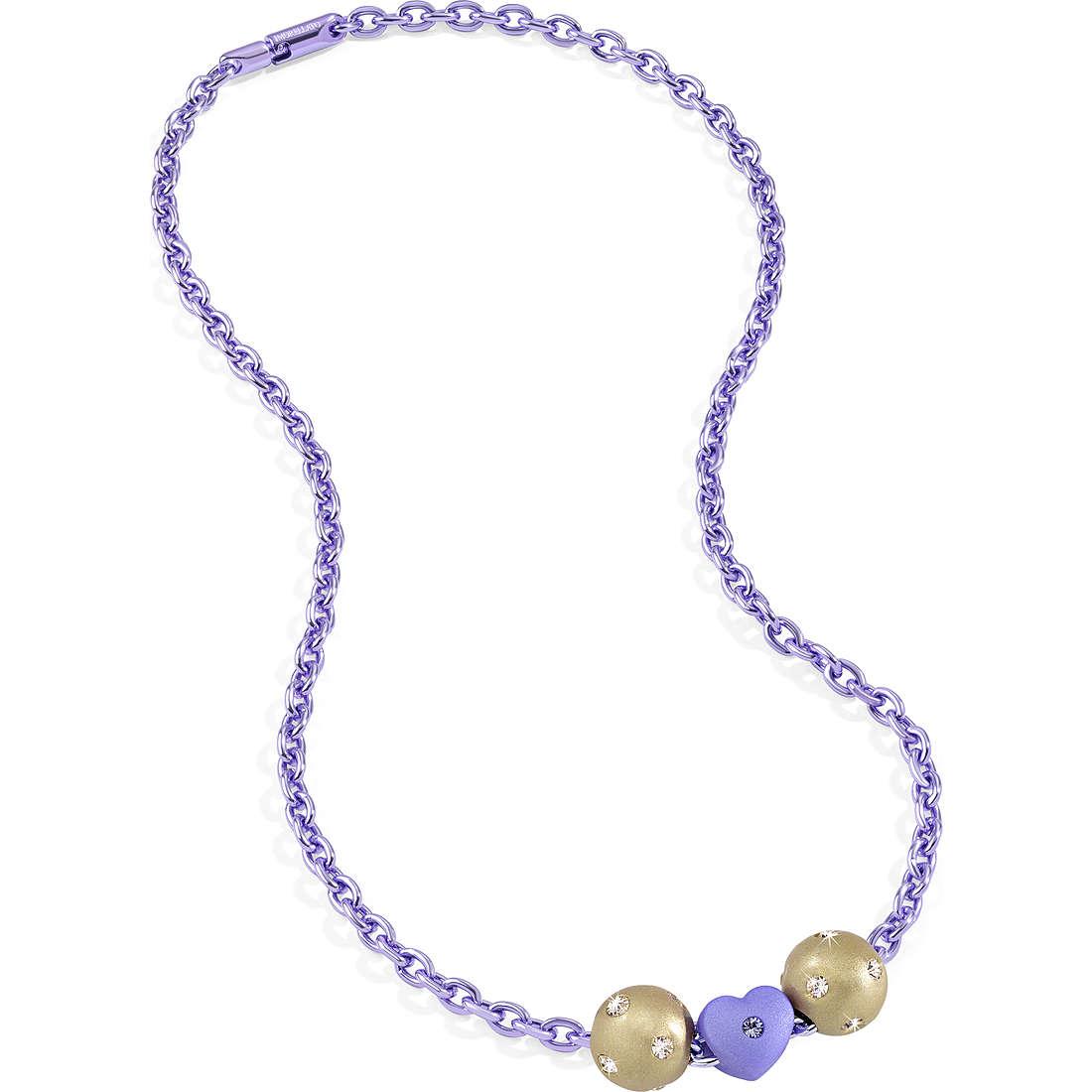 collier femme bijoux Morellato Colours SABZ390