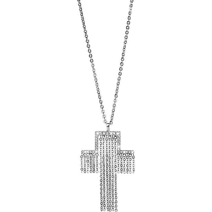 collier femme bijoux Morellato Cross SRH06