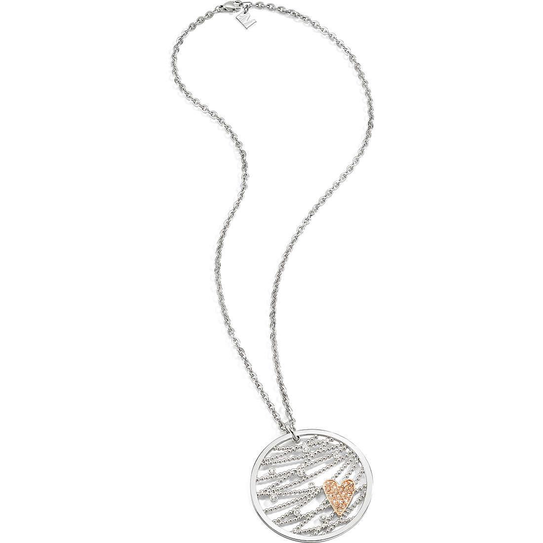 collier femme bijoux Morellato Cuore Mio SADA05