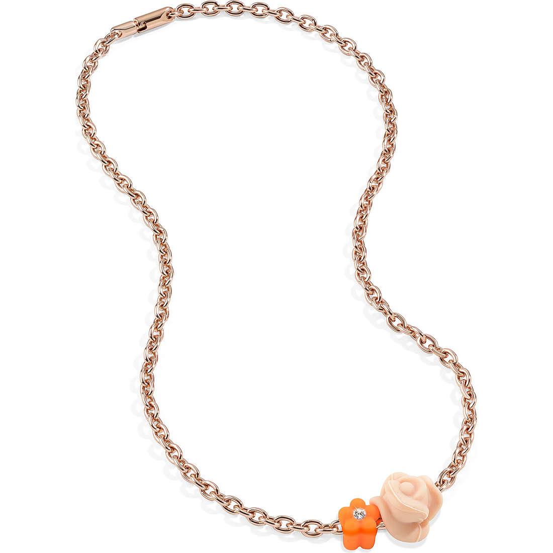 collier femme bijoux Morellato Drops Colours SABZ189