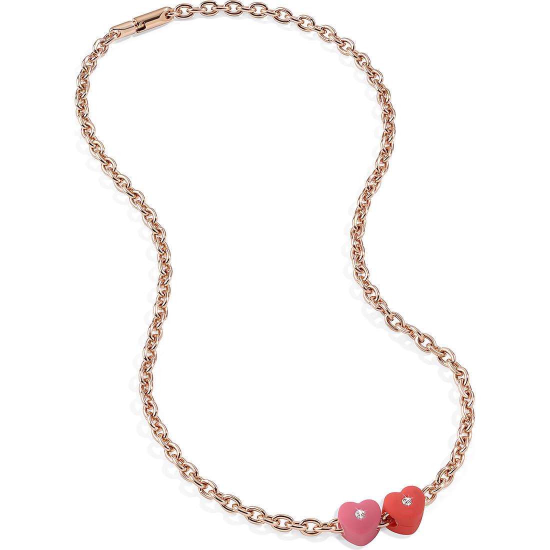 collier femme bijoux Morellato Drops Colours SABZ190