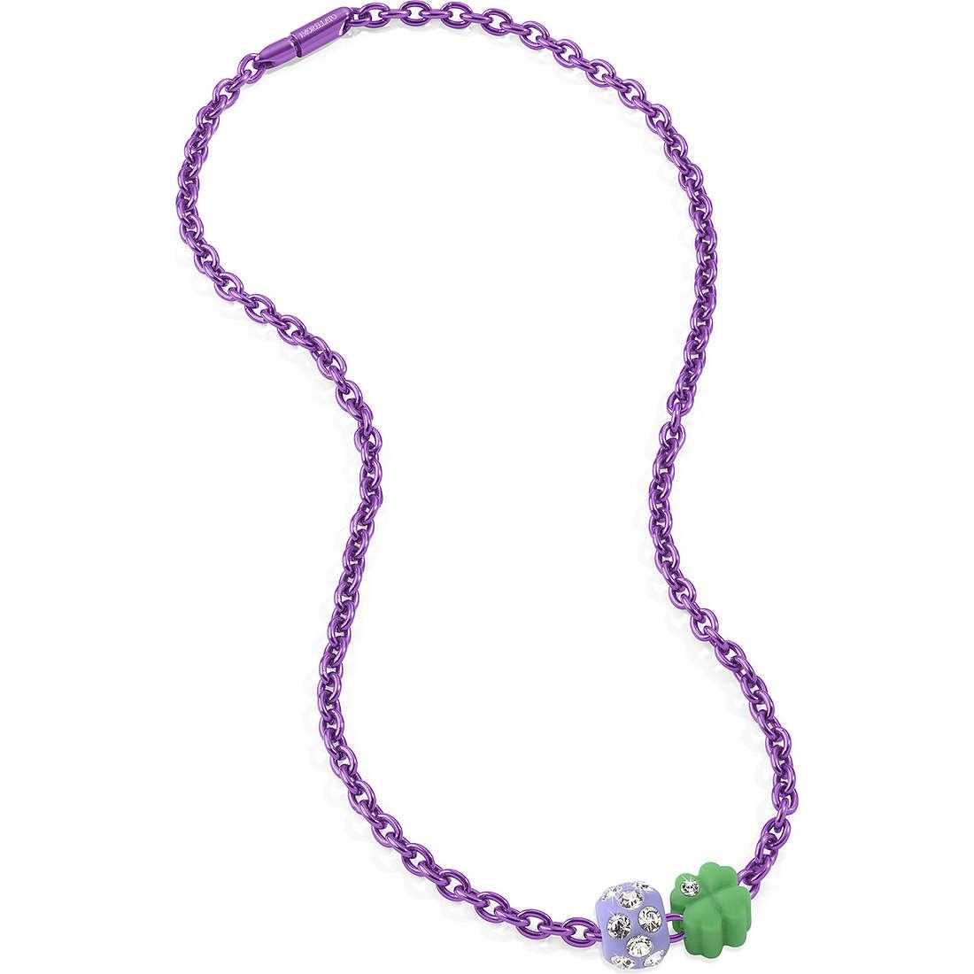 collier femme bijoux Morellato Drops Colours SABZ191