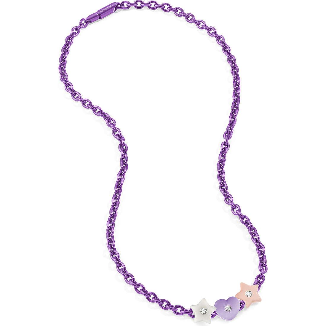 collier femme bijoux Morellato Drops Colours SABZ195