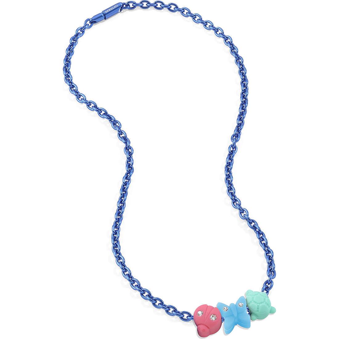 collier femme bijoux Morellato Drops Colours SABZ196