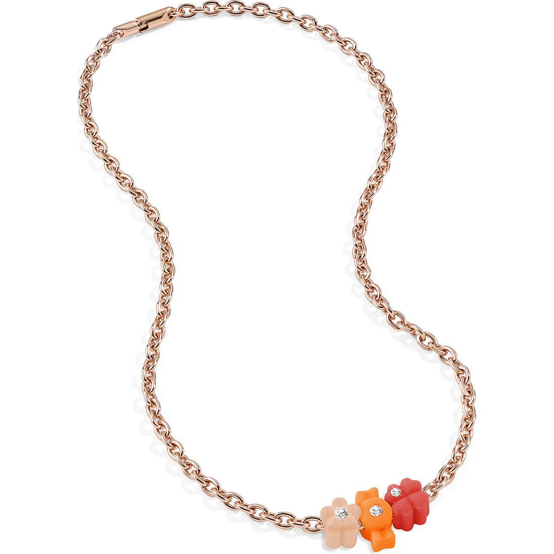collier femme bijoux Morellato Drops Colours SABZ197