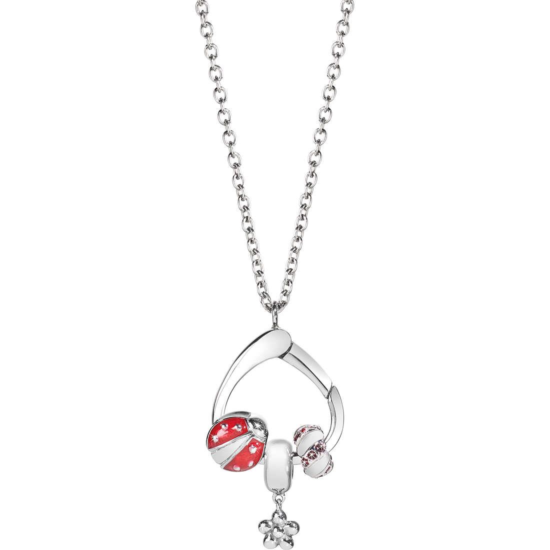 collier femme bijoux Morellato Drops SCZ035