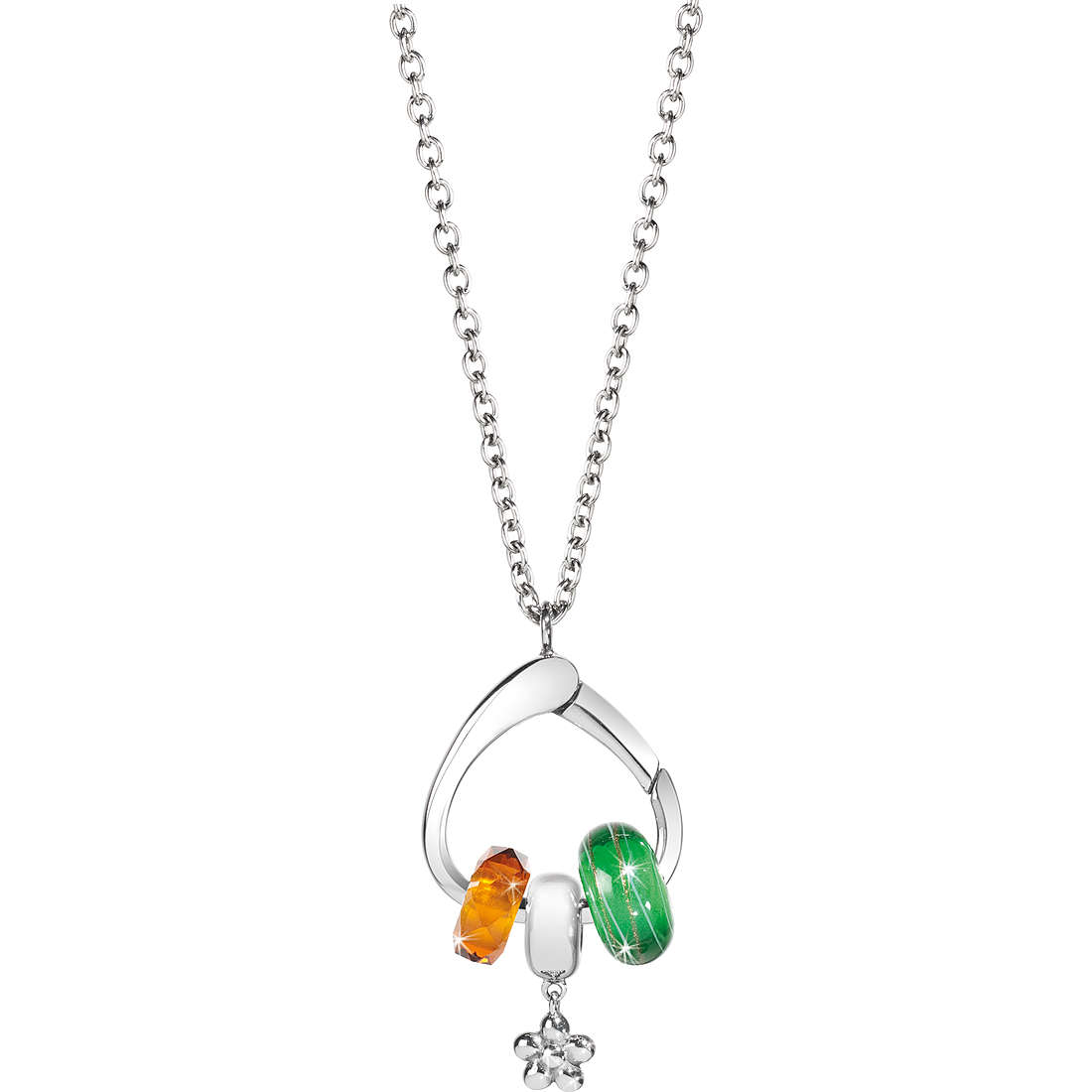 collier femme bijoux Morellato Drops SCZ036