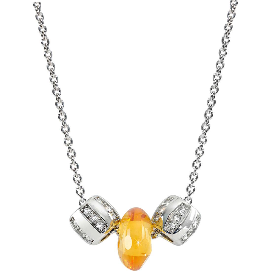 collier femme bijoux Morellato Drops SCZ103