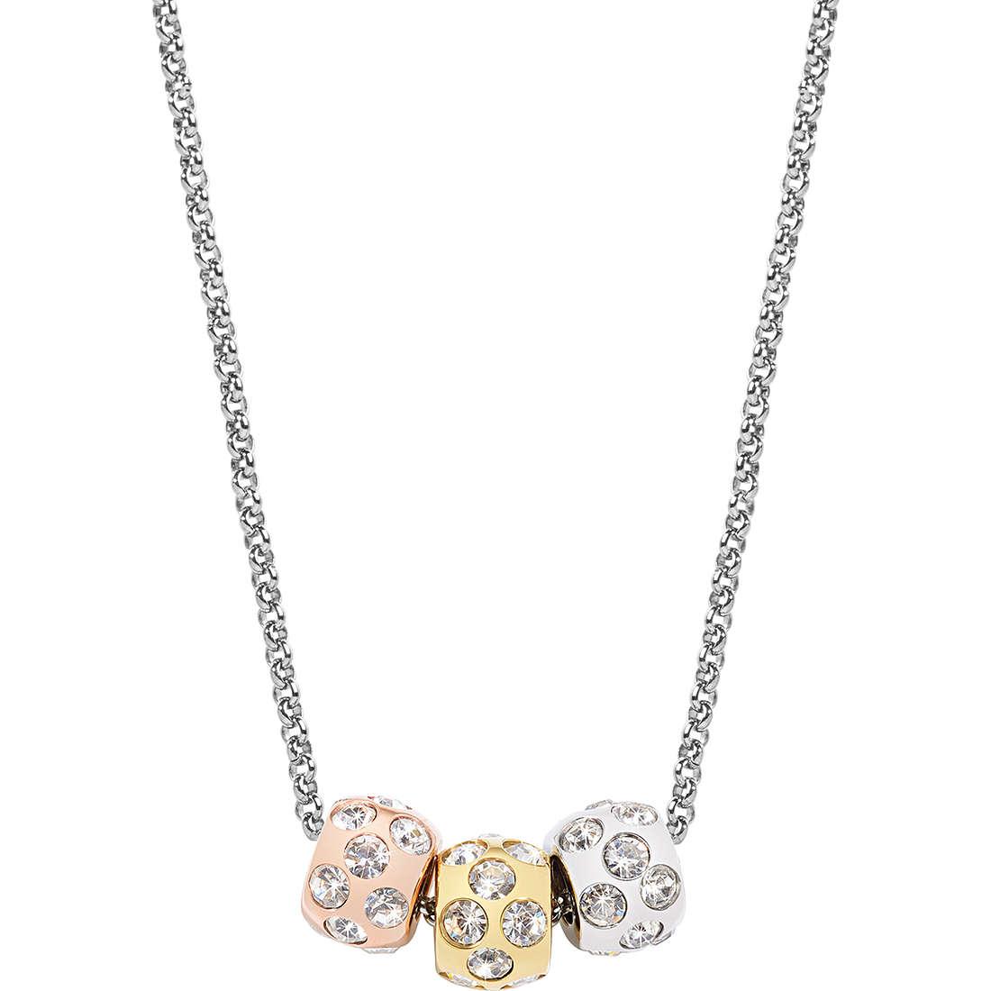 collier femme bijoux Morellato Drops SCZ335