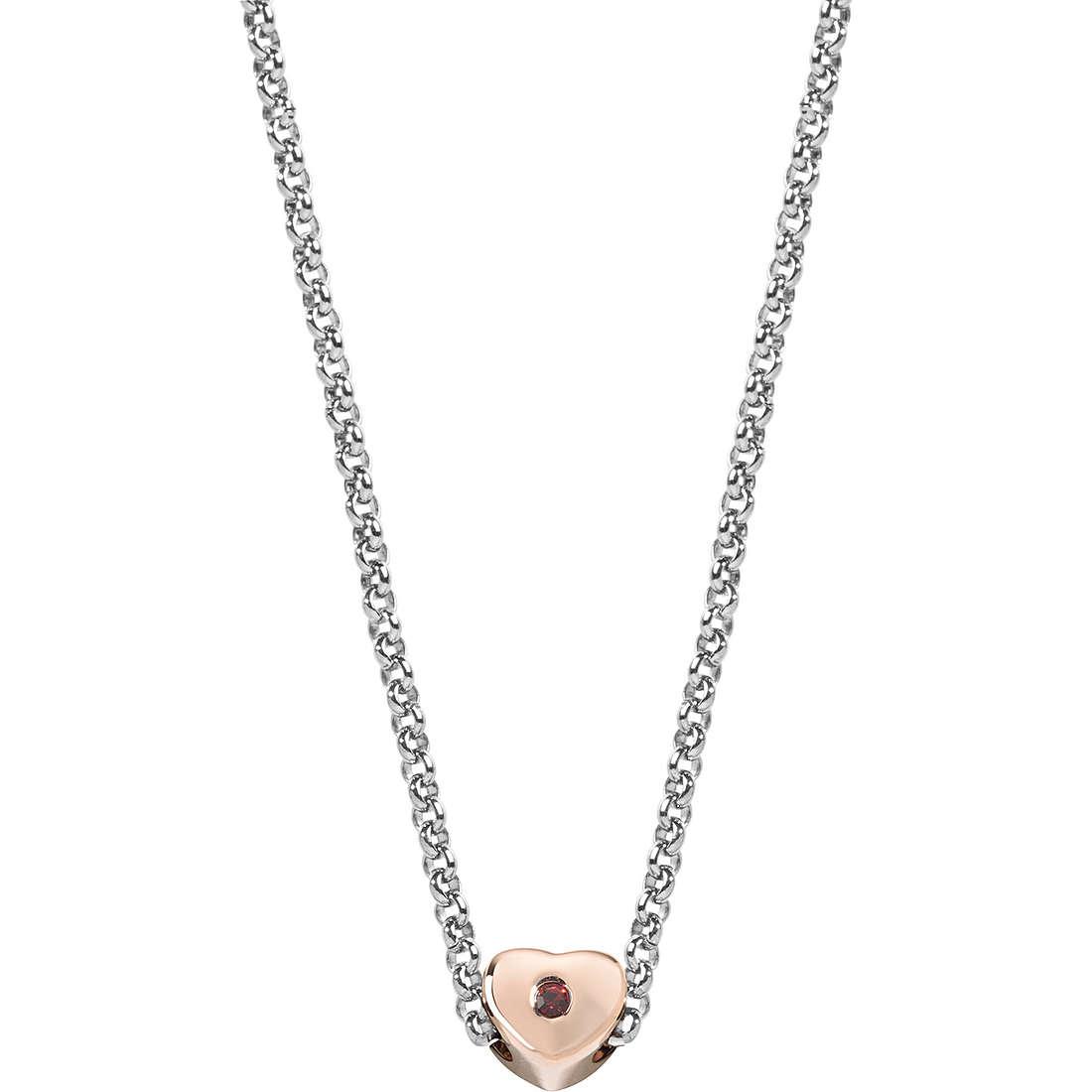 collier femme bijoux Morellato Drops SCZ461