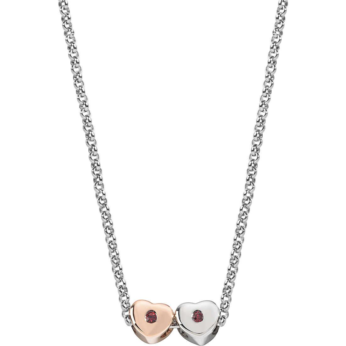 collier femme bijoux Morellato Drops SCZ464